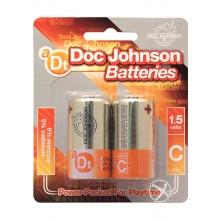 Dj Batteries C 2pk