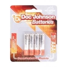 Dj Batteries Aaa 4pk