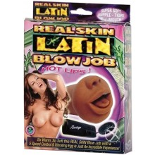 Real Skin Latin Blowjob