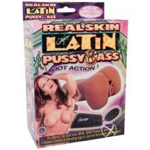 Realskin Latin Pussy/ass