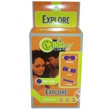 Explore - Exotic Purple