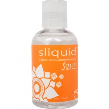 Sliquid Sizzle Warming 4oz