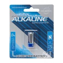 Dj Alkaline Batteries N 1pk