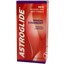 Astroglide 2.5oz - Strawberry