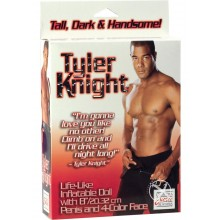 Tyler Knight Doll Male