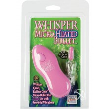 Whisper Micro-heated Bullet - Pink