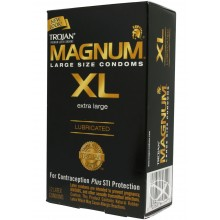 Trojan Magnum Extra Lg Lub 12`s