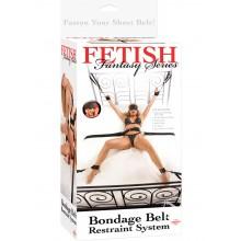 Ff Bondage Belt Restraint System