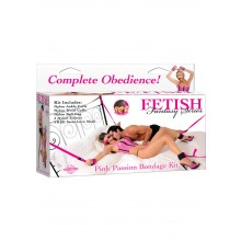 Ff Pink Passion Bondage Kit