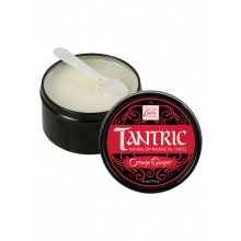 Tantric Candles - Orange Ginger