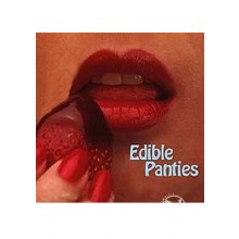 Edible Undie 3pc Chocolate