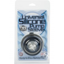 Universal Silicone Pump Slve Smoke