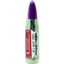100mm Soft Tip Bullet Purple