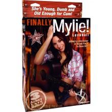 Finally Mylie! Doll
