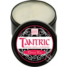 Tantric Massage Candle Green Tea