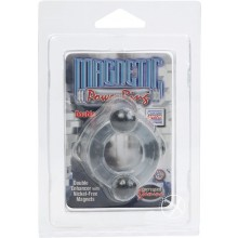 Magnetic Power Ring Double Clear