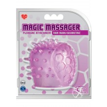 Magic Massager Attach Nubs/geometric