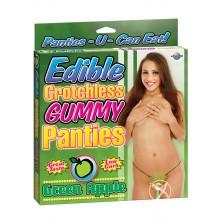 Edible Crotch Gummy Panties Apple