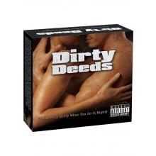 Dirty Deeds Card Game