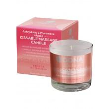 Dona Kissable Massage Candle Vanil 4.7oz