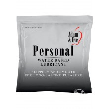 Personal Lube Foil Pack 2.5 Ml