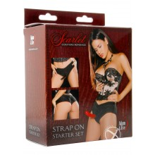 Scarlet Strap On Starter Set