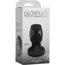 Platinum The Stretch Black Small