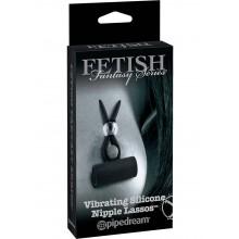 Ffle Vibrating Silicone Nipple Lassos