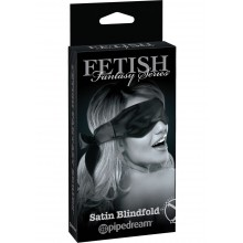 Ffle Satin Blindfold