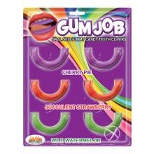 Gum Job Gummy Candy Teeth Covers (indiv)
