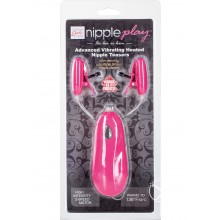 Nipple Play Advan Heat Nipple Tease Pink