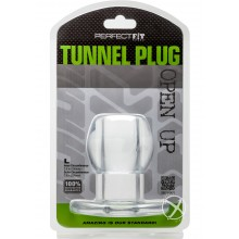 Tunnel Plug Large Clear