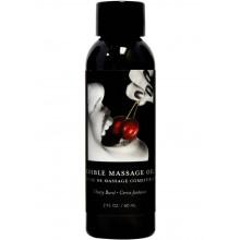 Edible Massage Oil Cherry 2oz