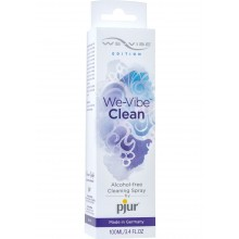 We Vibe Clean Alcohol Free Toy Cleaning Spray 3.4 Ounce HUSH CANADA 2