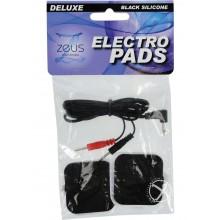 Zeus Silicone Electro Pads 2 Pk