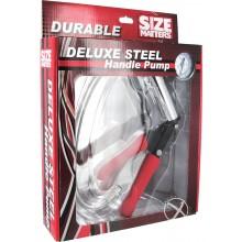 Deluxe Steel Handle Pump