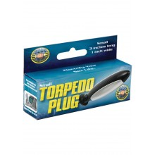 Zeus Torpedo Anal/vag Plug Small
