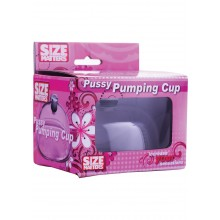 Size Matters Pussy Pumping Cylinder