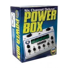 Zeus 6 Channel Delux Estim Pwr Box