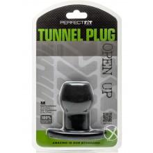 Tunnel Plug Medium Black