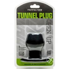 Tunnel Plug Large Black