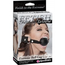 Ff Extreme Ball Gag Black