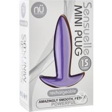 Sensuelle Mini Plug Purple