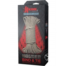 Bind and Tie Hemp Bondage Rope 30ft