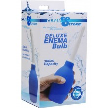 Blue Douche And Enema Flush Bulb