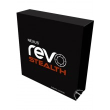 Revo Stealth Prostate Massager Black