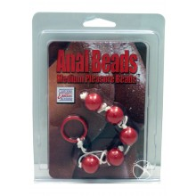 Anal Beads Colors Medium