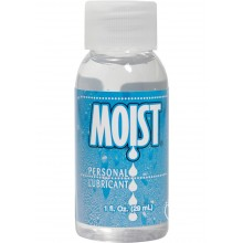 Moist Personal Lubricant 1oz