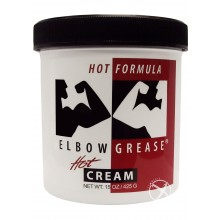 Elbow Grease Hot Cream 15oz Jar
