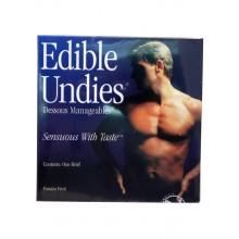 Edible Undies Male Passion Fruit